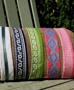Head bands patchwork one size
